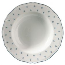 Richard Ginori Royal Blue Soup Plate 20.5cm